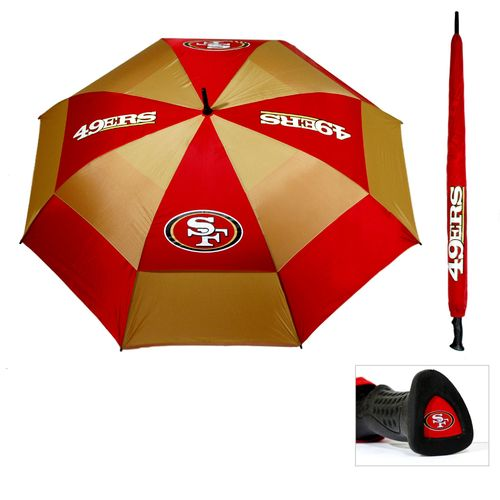 Team Golf Adults' San Francisco 49ers Umbrella - view number 1