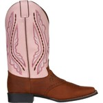 Justin Kids' Bay Western Boots - view number 1