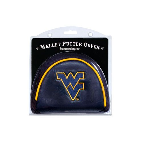 Team Golf West Virginia University Mallet Putter Cover