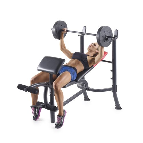 Display product reviews for Weider Pro 265 Standard Weight Bench
