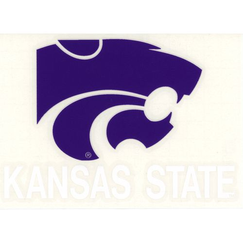 "Stockdale Kansas State University 4"" x 7"" Decals 2-Pack"