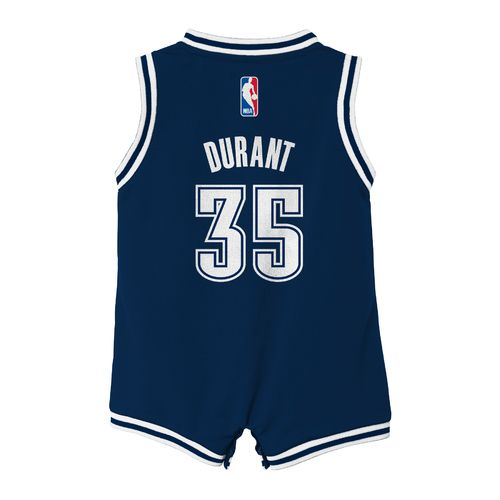 NBA Infants' Oklahoma City Thunder Kevin Durant #35 Jersey Romper