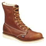 Thorogood Shoes Men's American Heritage 8 in Wedge Steel Toe Work Boots - view number 1