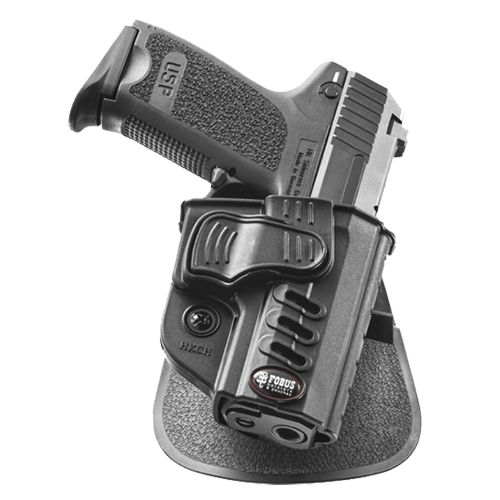 Fobus HK USP Rapid-Release Roto Paddle Holster