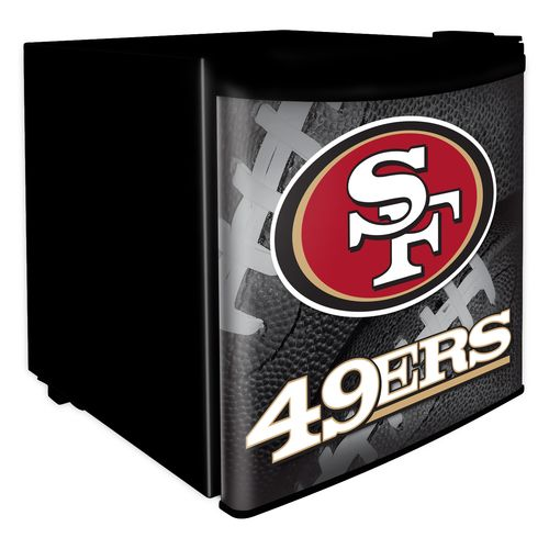Boelter Brands San Francisco 49ers 1.7 cu. ft. Dorm Room Refrigerator