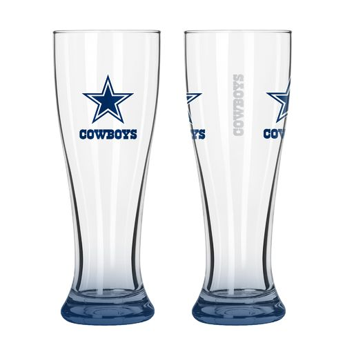 Boelter Brands Dallas Cowboys Elite 16 oz. Pilsners 2-Pack