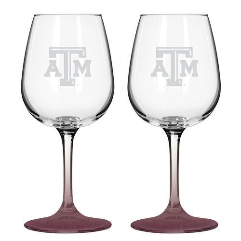 Boelter Brands Texas A&M University 12 oz. Wine