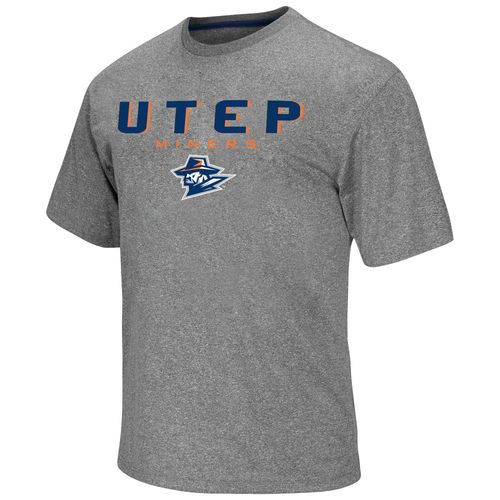 Colosseum Athletics Men's University of Texas at El Paso Arena Short Sleeve T-shirt