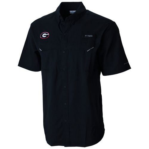 Columbia Sportswear Men's University of Georgia Low Drag Offshore Shirt