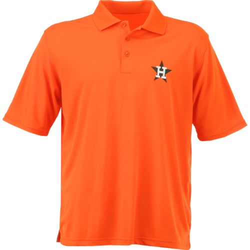 Display product reviews for Antigua Men's Houston Astros Piqué Xtra Lite Polo Shirt