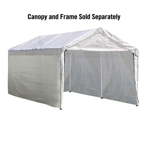 ShelterLogic 10' x 20' Canopy Enclosure Kit - view number 2