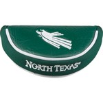 Team Golf University of North Texas Mallet Putter Cover - view number 2