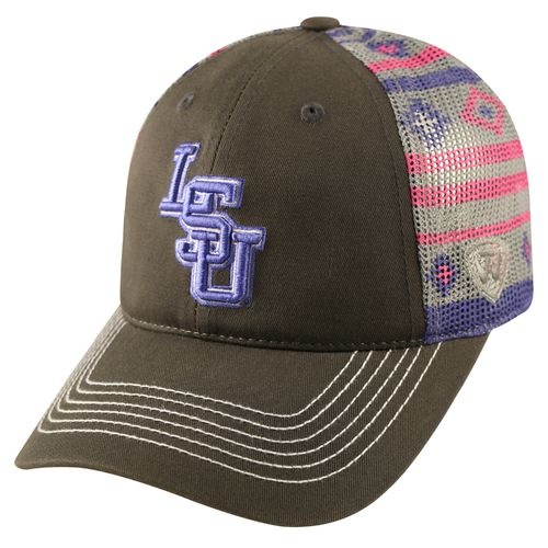 Top of the World Women's Louisiana State University Arid Cap