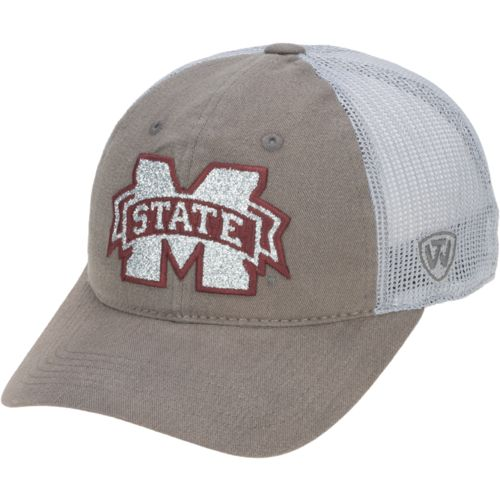 Top of the World Women's Mississippi State University Charisma 2-Tone Adjustable Cap