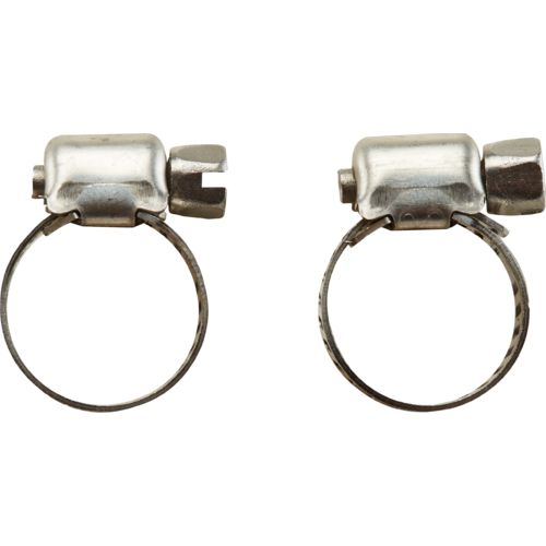 Marine Raider™ Stainless-Steel Hose Clamps 2-Pack
