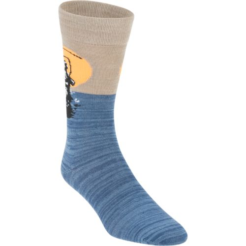 Austin Trading Co.™ Boys' Shark Dress Crew Socks