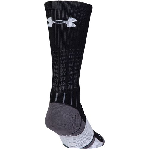 Under Armour Adults' Unrivaled Crew Socks - view number 3