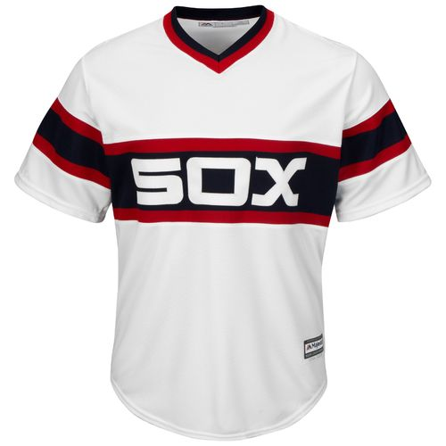 Majestic Men's Chicago White Sox Todd Frazier #21 Cool Base Replica Jersey - view number 2