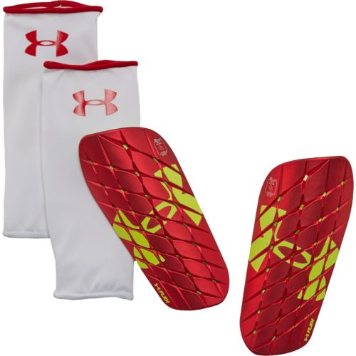 Under Armour Adults' Soccer Flex Pro Shin Guards