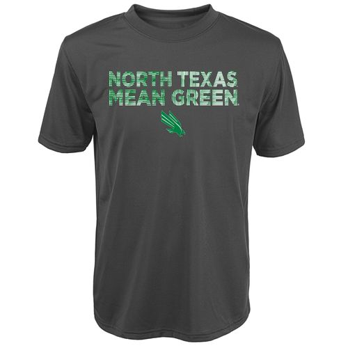 Gen2 Kids' University of North Texas In Motion Clima Triblend T-shirt