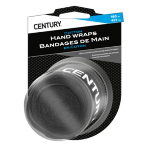 Century 180 in Cotton Hand Wraps