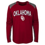 NCAA Boys' University of Oklahoma Ellipse T-shirt