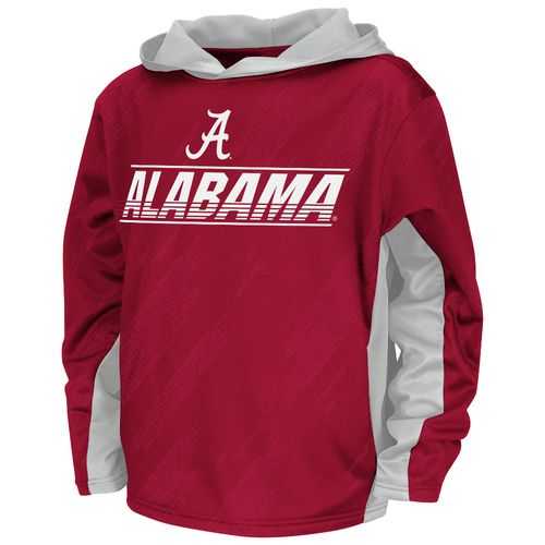 Colosseum Athletics™ Juniors' University of Alabama Sleet Pullover Hoodie