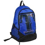Forever Collectibles™ Texas Rangers Franchise Backpack