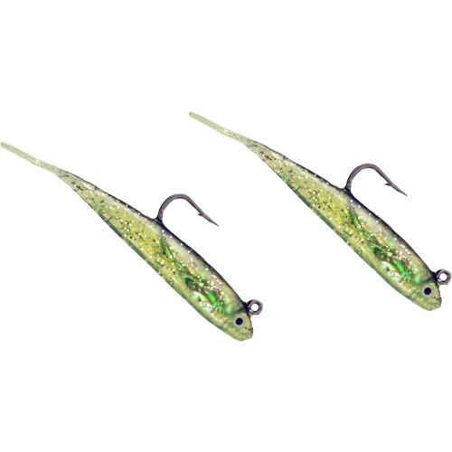 Display product reviews for H&H Lure™ Glass Minnow Double Rig