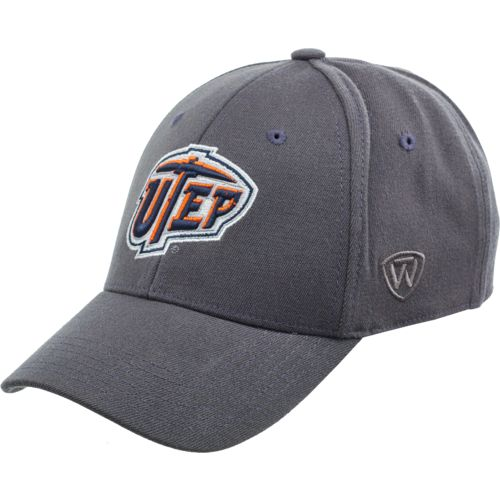 Top of the World Men's University of Texas at El Paso Premium Collection Cap