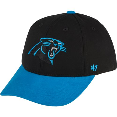 '47 Carolina Panthers Kids' Short Stack MVP Cap