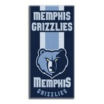 The Northwest Company Memphis Grizzlies Zone Read Beach Towel