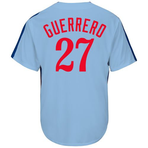 Majestic Men's Montreal Expos Vladimir Guerrero #27 Cooperstown Cool Base Replica Jersey - view number 1