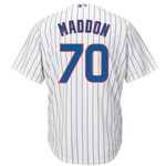Majestic Men's Chicago Cubs Joe Maddon #70 Cool Base Replica Jersey - view number 1