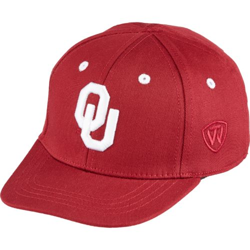 Top of the World Infants' University of Oklahoma Cub Cap