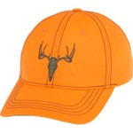 Game Winner® Men's Basic Solid Deer Skull Twill Hat