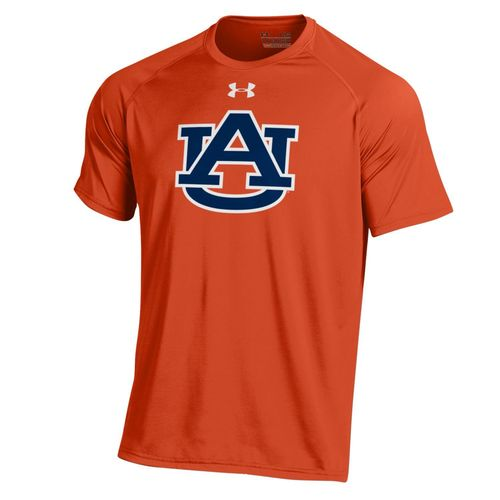 Under Armour Men's Auburn University Tech T-shirt