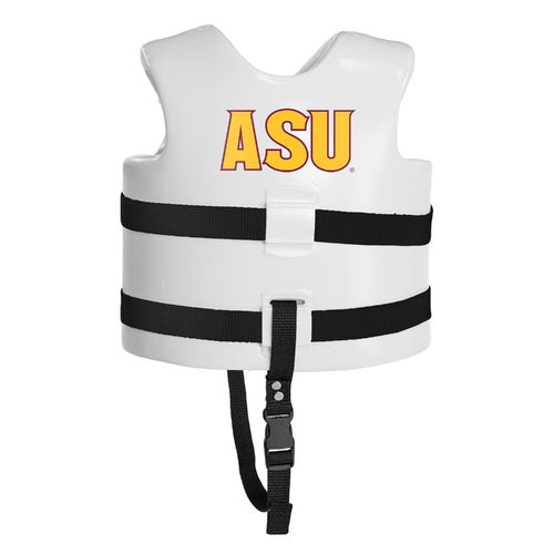 TRC Recreation Kids' Arizona State University Super Soft™ Life Vest - view number 3