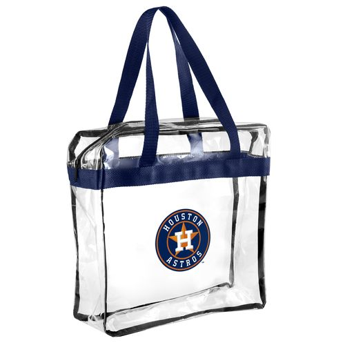 Forever Collectibles™ Houston Astros Clear Messenger Bag