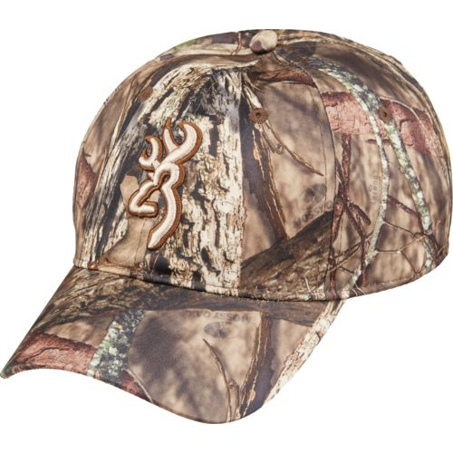 Browning™ Men's Camo Trail-Lite Cap