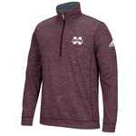 adidas™ Men's Mississippi State University climawarm™ Team Issue 1/4 Zip Pullover