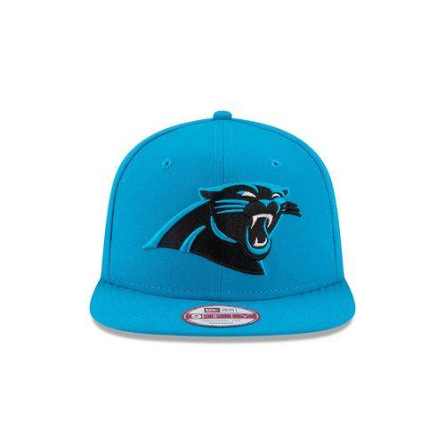New Era Men's Carolina Panthers 9FIFTY® State Clip Snap Cap - view number 4