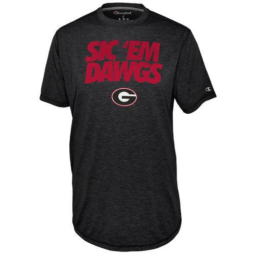 Champion™ Men's University of Georgia Touchback T-shirt