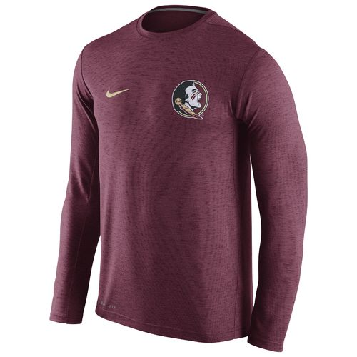 Nike Men's Florida State University DF Touch Long Sleeve T-shirt