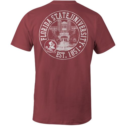 Image One Men's Florida State University Comfort Color T-shirt