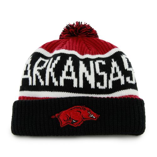 '47 Adults' University of Arkansas Calgary Knit Cap