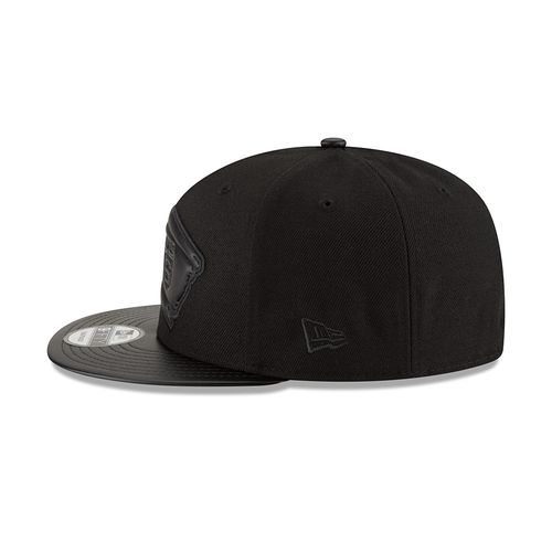 New Era Men's San Antonio Spurs Tonal Trick Snapback Cap - view number 4