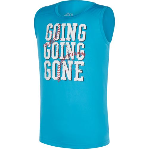 BCG Boys' Going Going Gone Graphic Tank Top