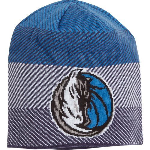 adidas™ Men's Dallas Mavericks Cuffless Logo Beanie