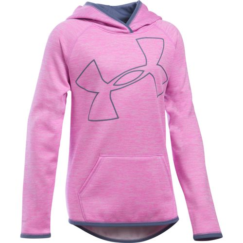 Display product reviews for Under Armour Girls' Storm Armour Fleece Novelty Big Logo Hoodie